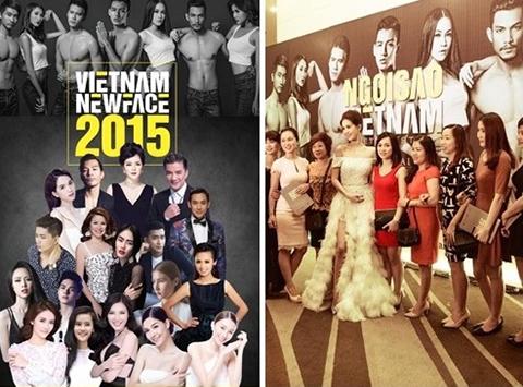 'Ngôi sao Việt Nam' của 'ông bầu' Vũ Khắc Tiệp bị 'tố' ăn cắp bản quyền