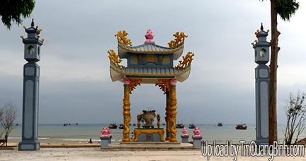 Ngư linh miếu Cảnh Dương và lễ hội cầu ngư, cầu mùa