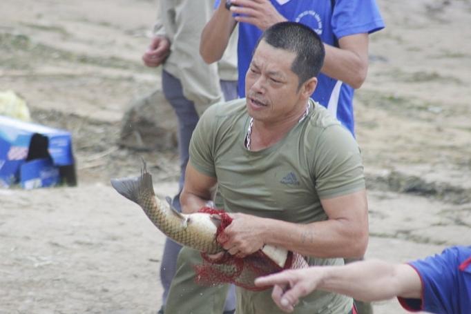 """Người dân vùng di sản hào hứng với lễ hội """"Cá trắm trên sông Son"""""""
