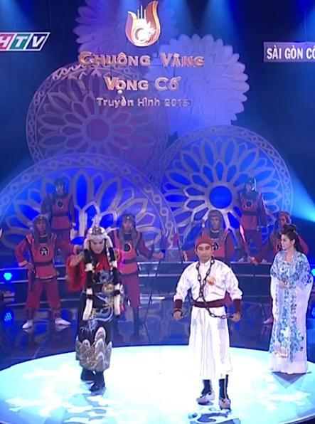 Nguyễn Thanh Toàn đăng quang Chuông Vàng Vọng cổ 2015