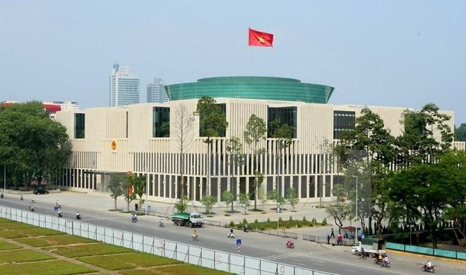 Nhà Quốc hội chính thức được bàn giao vào tháng Chín