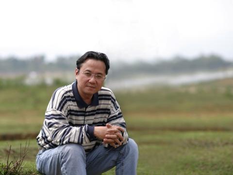 Nhà thơ Hồng Thanh Quang: 'Phú Quang như tiên cảm những gì tôi phải gánh chịu'