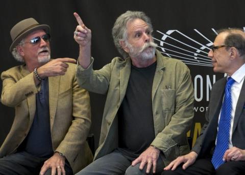 Nhạc của Grateful Dead, Fleetwood Mac vào Sảnh Danh vọng Grammy