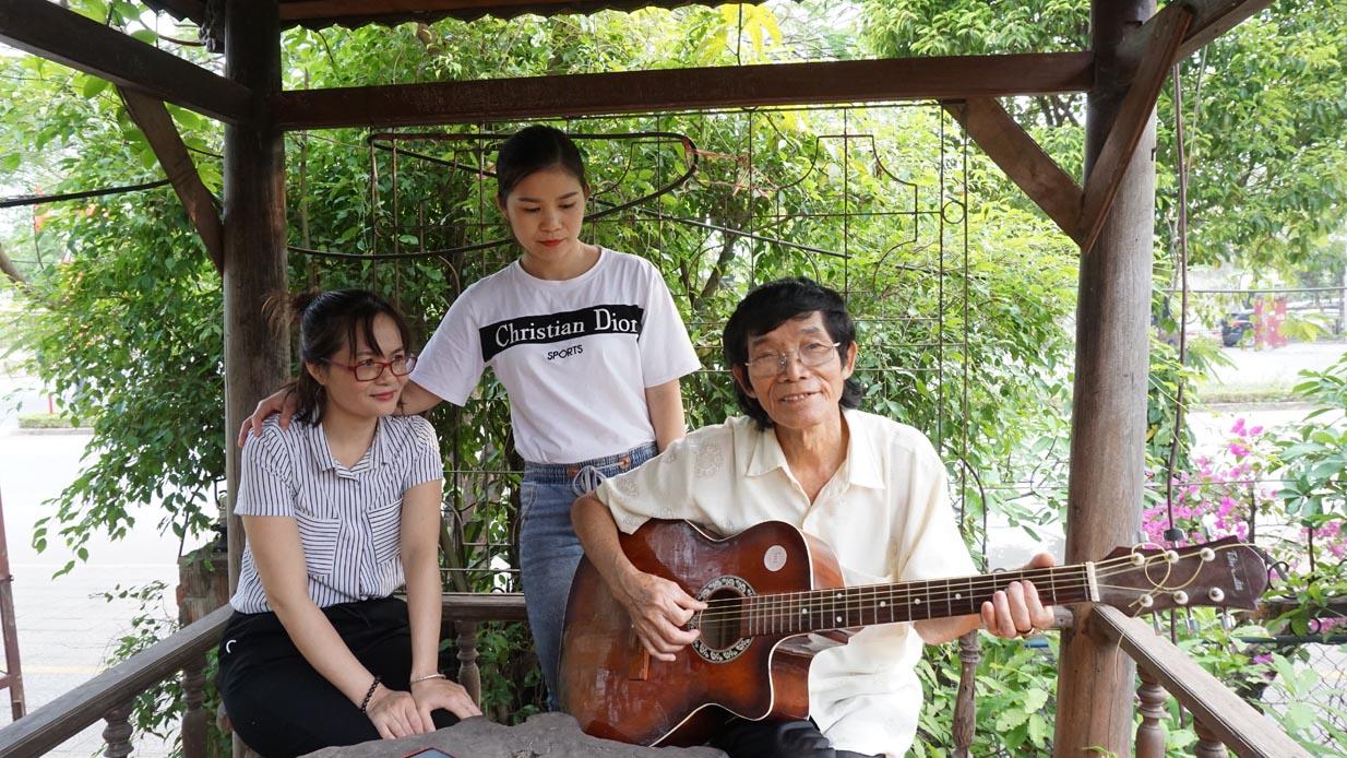 Nhạc sĩ Hoàng Sông Hương: Cánh chim yêu đồng, yêu biển