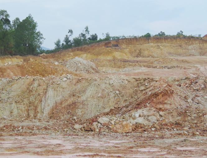 Nhiều đơn vị bị xử phạt hành chính trong lĩnh vực đất đai, khoáng sản và bảo vệ môi trường