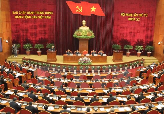 Nhìn lại 4 năm thực hiện Nghị quyết TW 4 về xây dựng Đảng