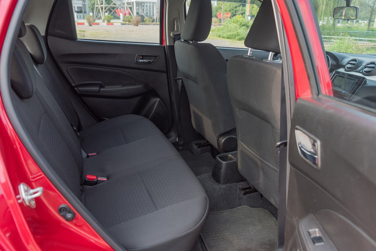 Những bất ngờ về Suzuki Swift 2018