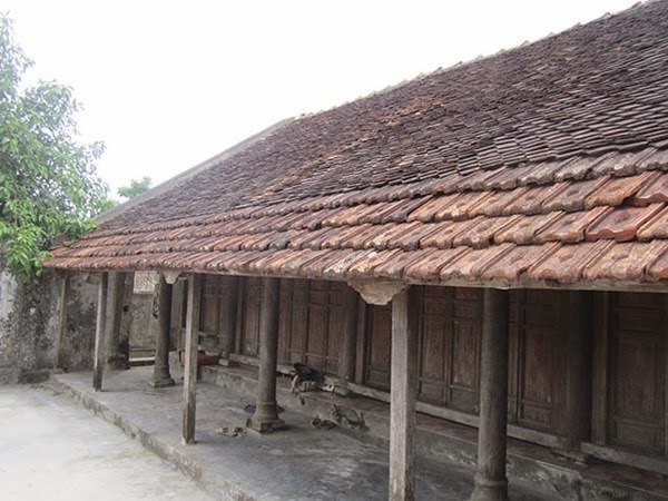 Những ngôi nhà cổ độc đáo bên dòng sông Gianh