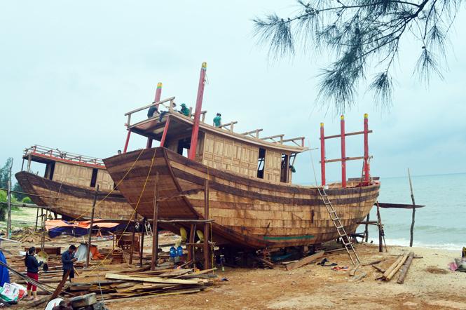 Niềm vui mới cho ngư dân