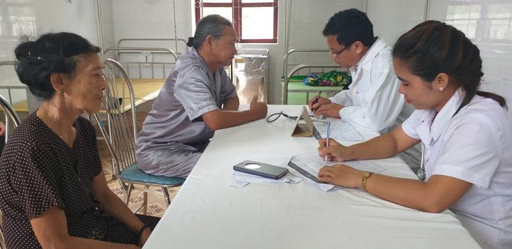 Nỗ lực chăm sóc và phát huy vai trò người cao tuổi
