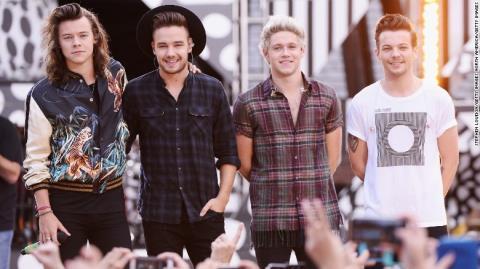 One Direction phá kỷ lục của The Beatles trên BXH Billboard Hot 100