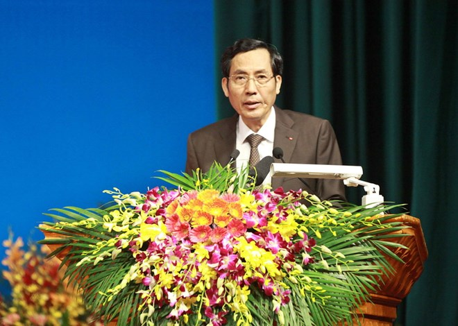 Ông Thuận Hữu tiếp tục giữ chức Chủ tịch Hội Nhà báo Việt Nam khóa X
