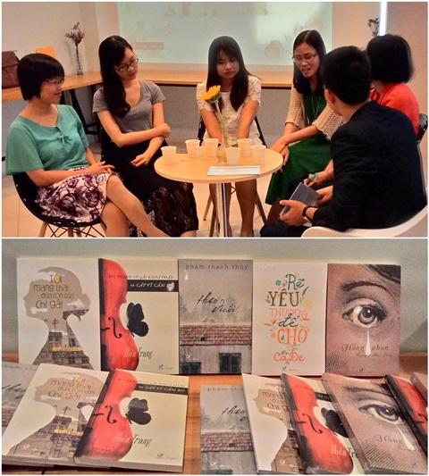 Phạm Thanh Thúy đoạt giải văn học Đoàn Thị Điểm