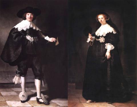 Pháp 'bắt tay' Hà Lan để mua tranh của Rembrandt