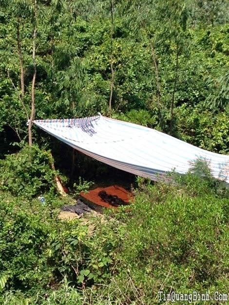 Phát hiện bộ xương người đang phân hủy gần hầm đường bộ đèo Ngang
