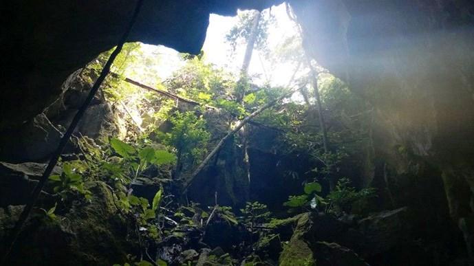 Phát hiện hang động mới tại Phong Nha - Kẻ Bàng