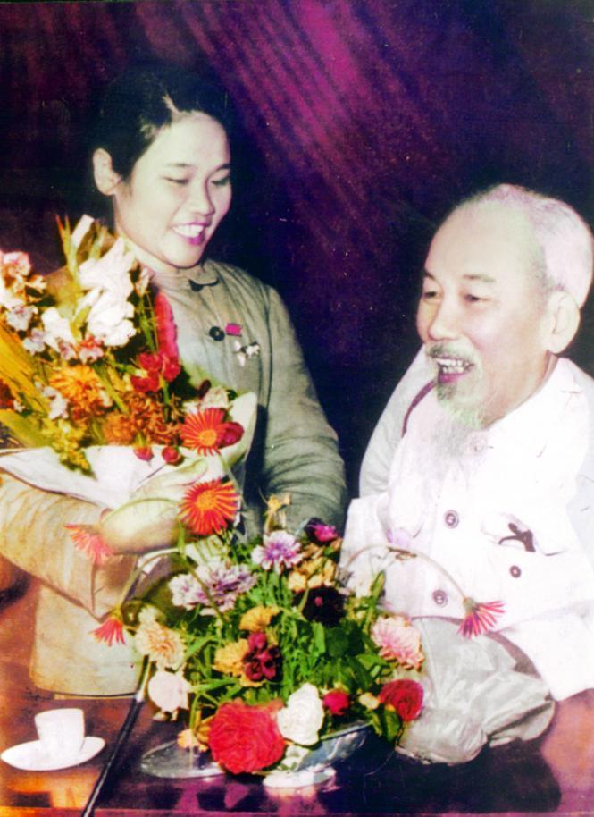 Phát huy tinh thần thi đua ái quốc của Chủ tịch Hồ Chí Minh