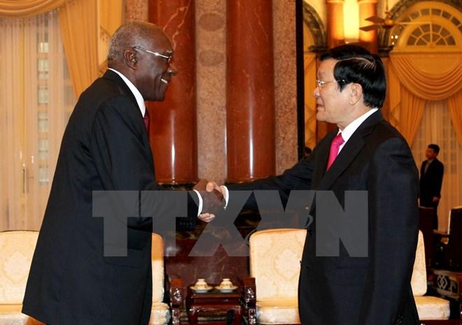 Phát triển quan hệ đoàn kết, hợp tác toàn diện Việt Nam-Cuba