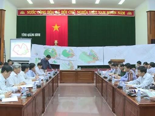 Phê duyệt Quy hoạch chung xây dựng thị trấn Nông trường Lệ Ninh, huyện Lệ Thủy đến năm 2025