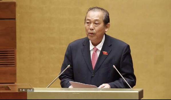 Phó Thủ tướng Trương Hòa Bình: Bỏ biên chế với giáo viên mới chỉ là đề xuất!