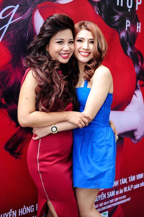 Phượng Vũ 'out' Giọng hát Việt, có ngay single