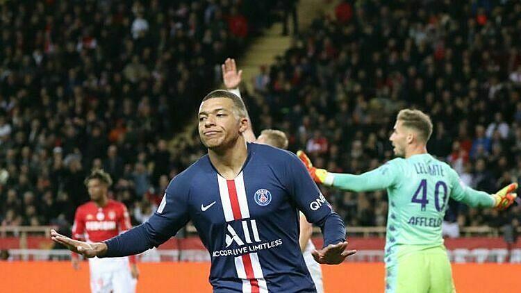 PSG thắng dễ Monaco tại Ligue 1