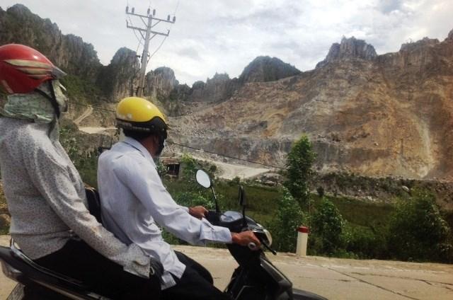 Quảng Bình: Báo động an toàn lao động tại các mỏ đá