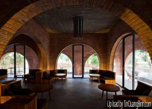 Quán cà phê ở Quảng Bình được báo Anh hết lời khen ngợi
