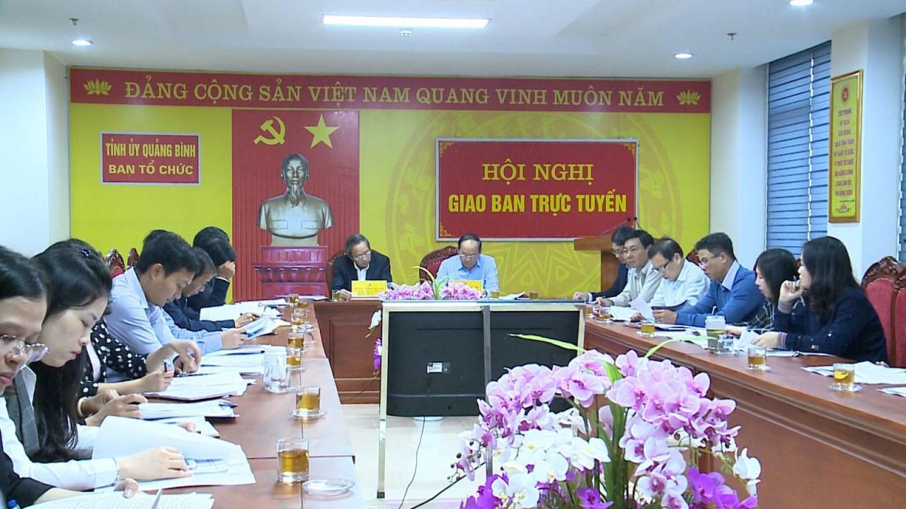 Quán triệt Quy định số 205 của Bộ Chính trị