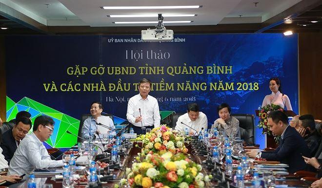 """Quảng Bình: Ai sẽ bị """"truất"""" quyền đầu tư trên bán đảo Bảo Ninh?"""