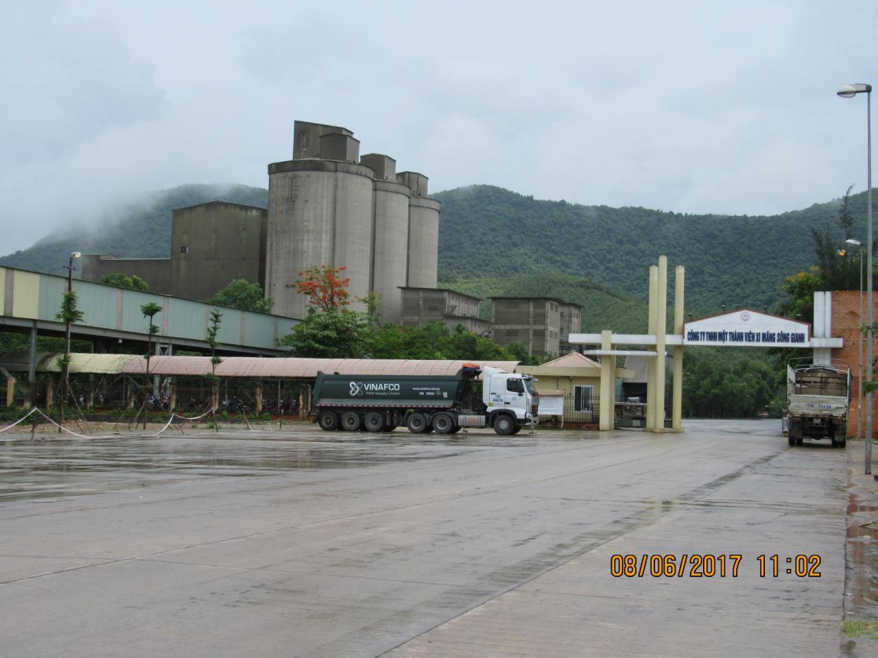 Quảng Bình: Công ty xi măng sông Gianh cố tình vi phạm Luật Bảo vệ môi trường?