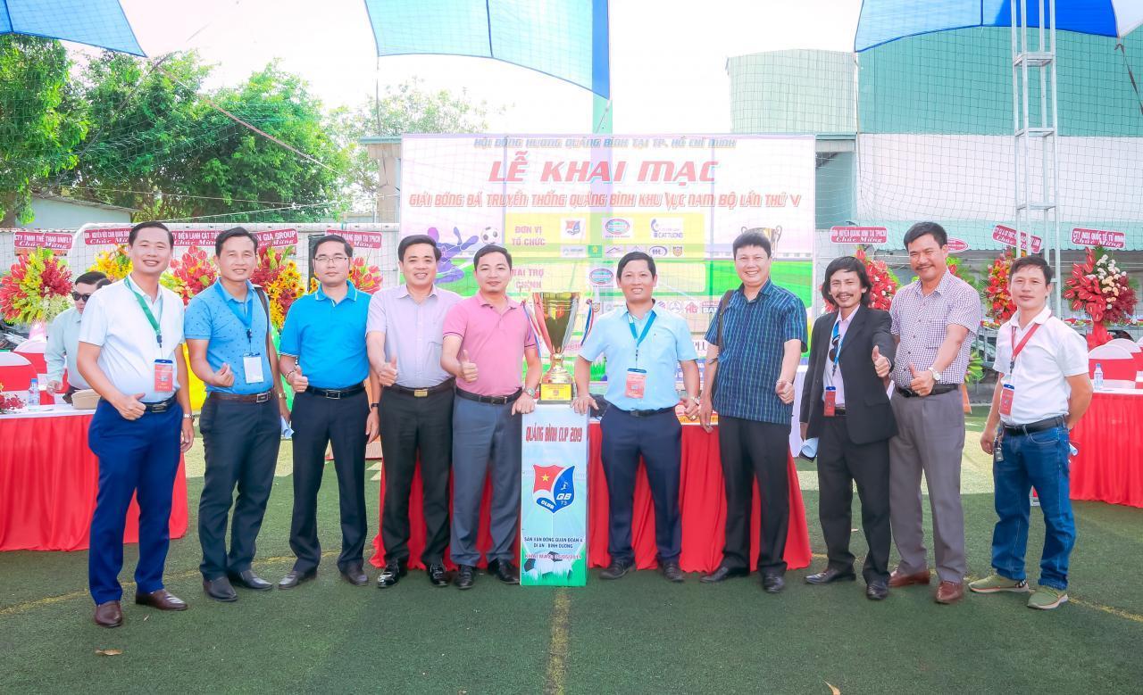 Quảng Bình Cúp 2019: Dấu ấn của một giải bóng chuyên nghiệp