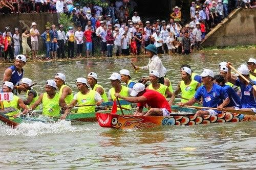 Quảng Bình: Dậy sóng trên dòng Kiến Giang