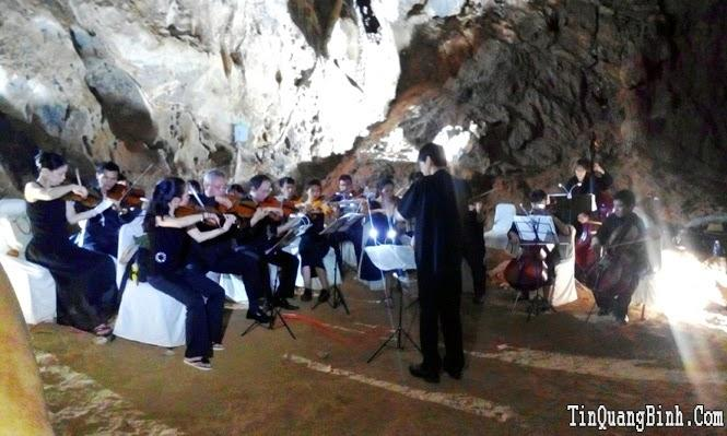 Quảng Bình đón trên 220.000 lượt khách du lịch trong dịp lễ 30-4 và 1-5