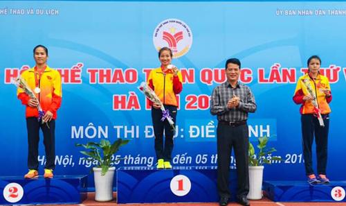 Quảng Bình giành được 27 Huy chương tại Đại hội Thể thao toàn quốc lần thứ VIII năm 2018