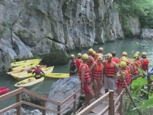 """Quảng Bình: Khắc phục tính """"mùa vụ"""" trong du lịch"""