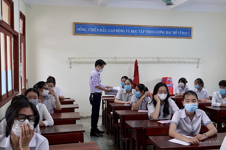 Quảng Bình không tổ chức khai giảng năm học mới vào ngày 5-9