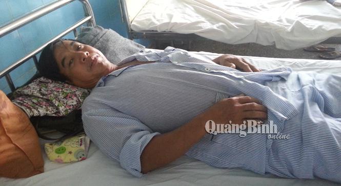 Quảng Bình: Kiểm lâm viên bị lâm tặc hành hung