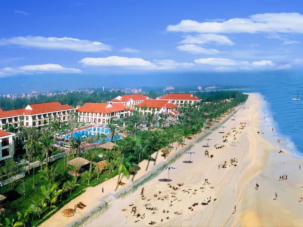 Quảng Bình lần đầu tiên có khách sạn nghỉ dưỡng đạt tiêu chuẩn 5 sao
