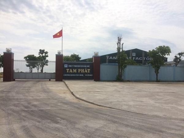 Quảng Bình: Nhà máy sản xuất thức ăn gia súc Tam Phát vừa đi vào vận hành đã gây ô nhiễm