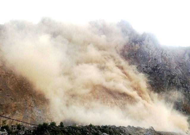 Quảng Bình: Nhà máy xi măng sông Gianh gây bụi ô nhiễm