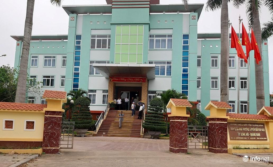 Quảng Bình: Nhà thầu bị cướp hồ sơ tại cơ quan, Giám đốc BQL Dự án không hề biết