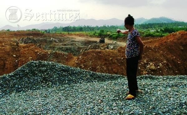 Quảng Bình: Nổ mìn phá đá gây hư hại nhà dân