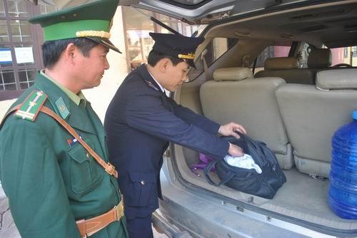 Quảng Bình: Phòng chống buôn lậu dịp cuối năm