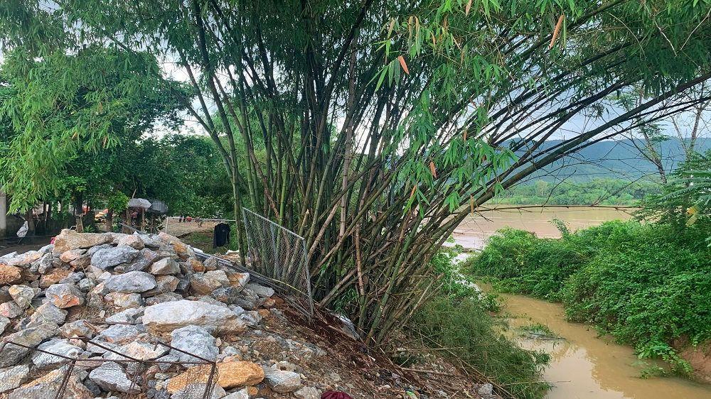 Quảng Bình: Sạt lở đất nghiêm trọng uy hiếp nhiều hộ dân