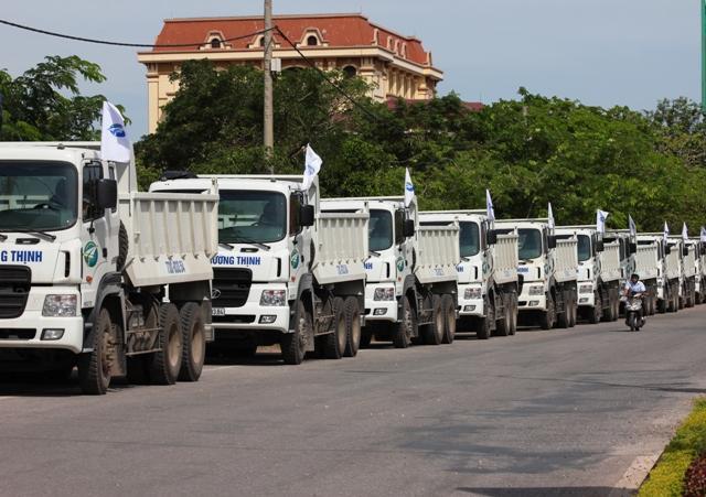 Quảng Bình: Thêm một đơn vị nói không với xe quá tải