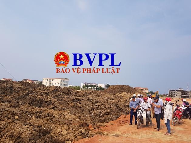 Quảng Bình: Thi công ẩu tại Dự án 900 tỷ đồng