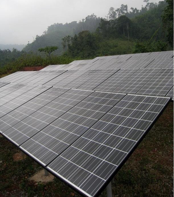 Quảng Bình tiếp nhận, vận hành điện năng lượng mặt trời