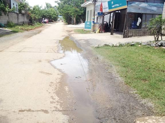Quảng Bình: Tỉnh lộ 564B đã được duy tu, sửa chữa