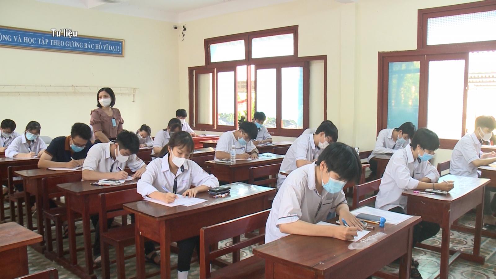 Quảng Bình: Tỷ lệ học sinh tốt nghiệp THPT năm 2021 đạt 97,89%